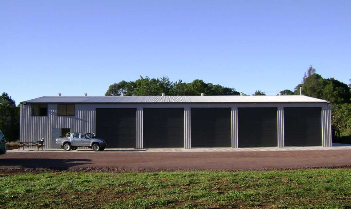 Industrial Sheds / Buildings