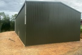 Gable Roof Sheds