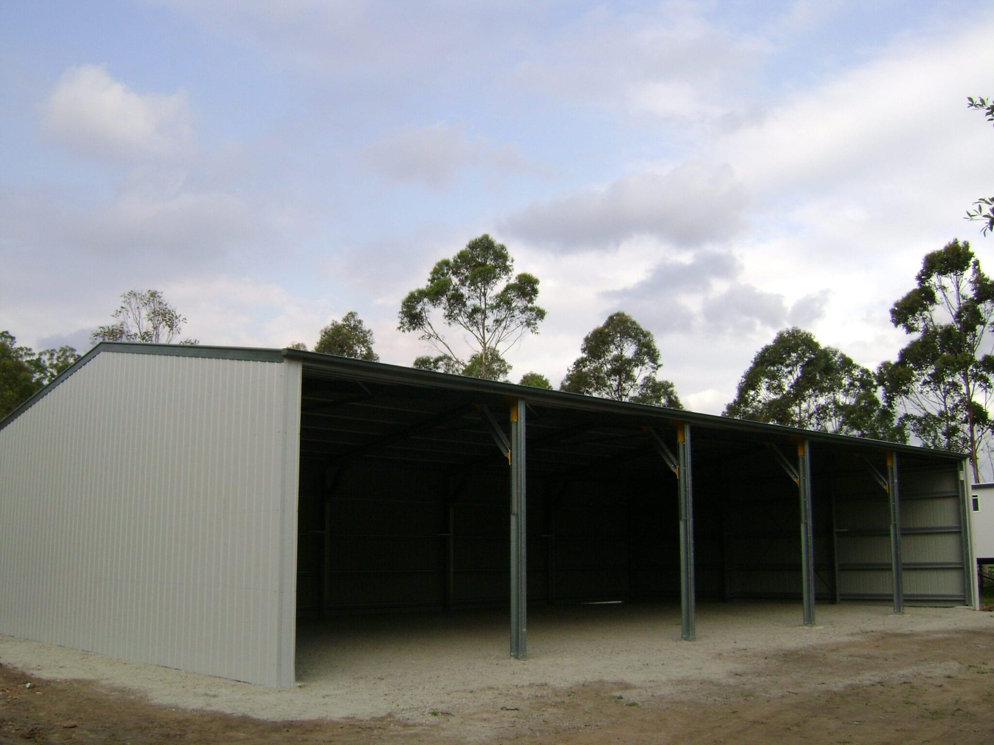 Gable 5x farm shed .1