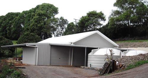 White gable roof double owning NICE (2)