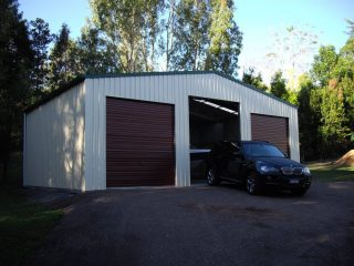 3 Bay Sheds Sunshine Coast